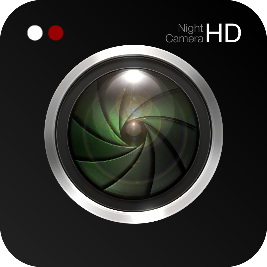 Night Camera HD for iPad - Fotografie bei wenig Licht